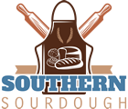 Southern Sourdough – The best freshly baked sourdough goods in the Deep South Logo